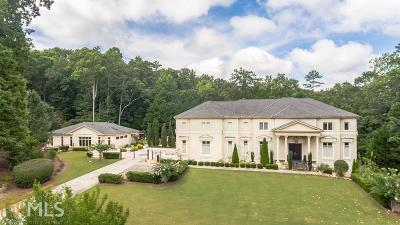 Cobb County, Fulton County Single Family Home New: 325 Crooked Stick Dr
