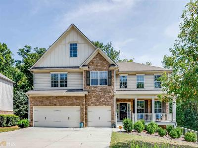 Single Family Home New: 6100 Golf View Xing