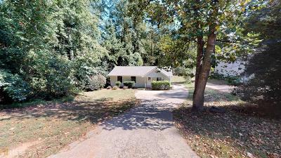 Cumming Single Family Home New: 2830 S Lanier Beach Rd