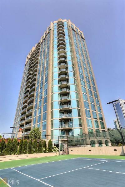 Cobb County, Fulton County Condo/Townhouse New: 2795 Peachtree Rd #2405