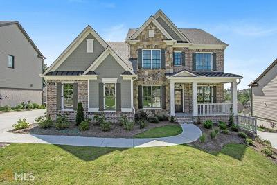 Flowery Branch Single Family Home New: 6703 Trailside Dr