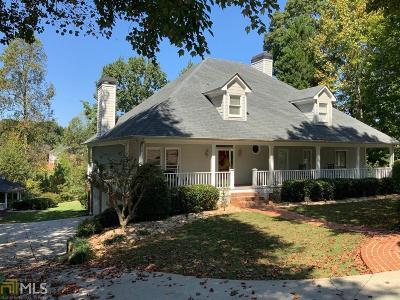 Flowery Branch Single Family Home New: 4815 Upper Berkshire Rd