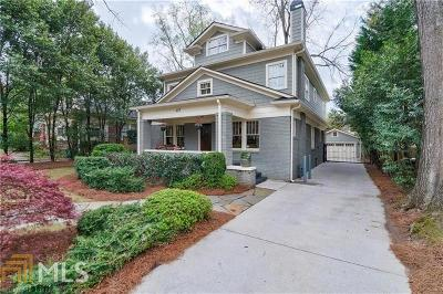 Atlanta GA Single Family Home New: $1,299,000