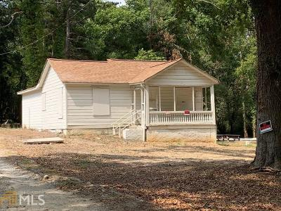 Single Family Home New: 3401 Lake Valley Rd