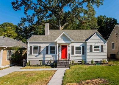 Single Family Home New: 1907 Linwood Ave