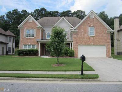 Single Family Home New: 2073 Great Shoals Cir