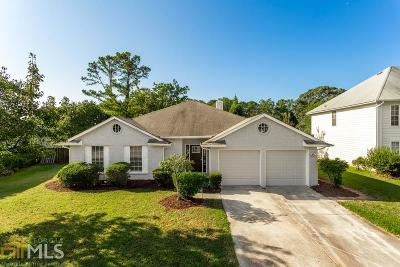 Single Family Home New: 345 Tanners Xing