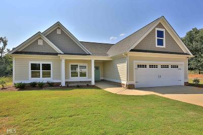 Buckhead, Eatonton, Milledgeville Single Family Home New: 100 Alexander Lakes Dr