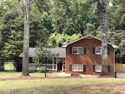 Single Family Home New: 1566 Brockett Rd