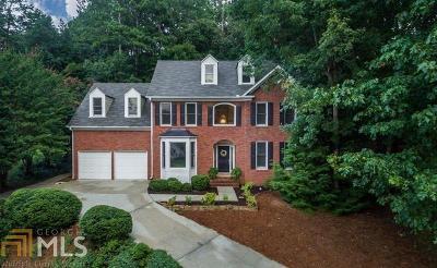 Single Family Home New: 802 Satin Wood Pl