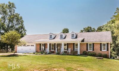 Single Family Home New: 6479 Bentley Road