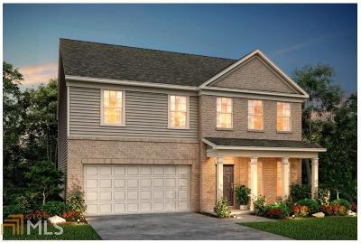 Single Family Home New: Wheeler Ridge Road
