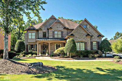 Single Family Home New: 5255 Harris Springs Drive