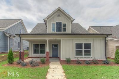 Single Family Home New: 5149 North Pratt Street #92