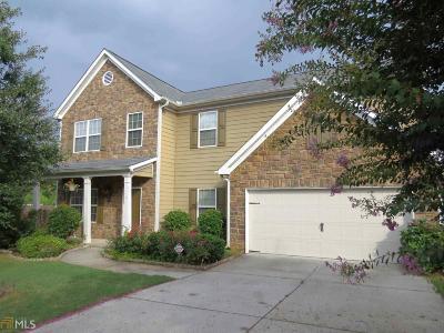 Single Family Home New: 3653 Bridge Walk