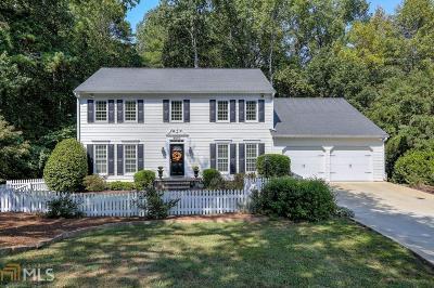 Single Family Home New: 4675 Cornell Cir
