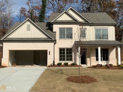 Single Family Home New: 2159 Holland Creek Ln