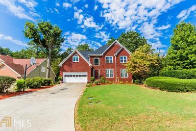 Single Family Home New: 2304 Cape Liberty Drive