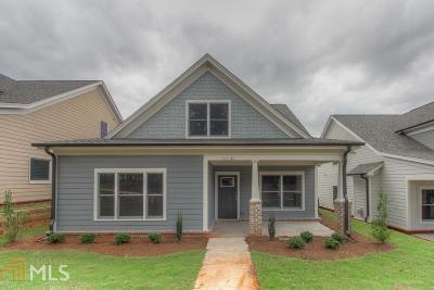 Single Family Home New: 5141 North Pratt Street #93