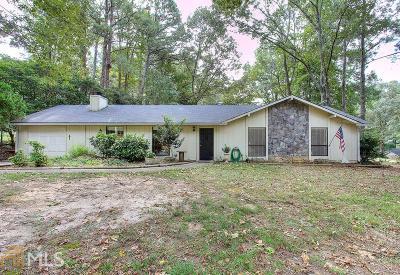 Single Family Home New: 6661 Stonehedge Way