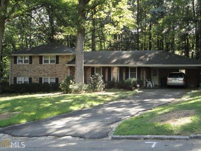 Single Family Home New: 2258 Scenic Dr