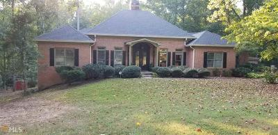 Single Family Home New: 1640 Trail