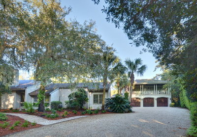 Sea Island Single Family Home For Sale: 255 West Twenty Eighth (Cottage 314)