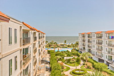 St. Simons Island Single Family Home For Sale: 1440 Ocean Blvd #418