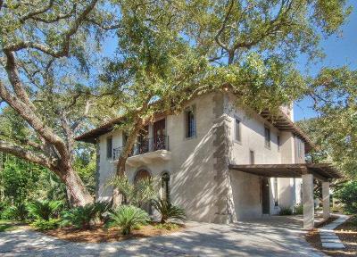 Sea Island Single Family Home For Sale: 124 E 7th Street