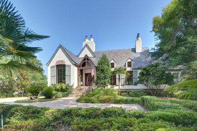 St. Simons Island Single Family Home For Sale: 110 Hampton Point Drive