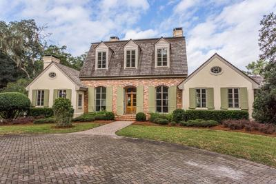 Frederica Golf Club Single Family Home For Sale: 446 Saint Annie's