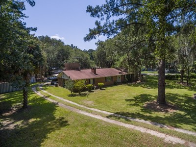 Brunswick Single Family Home For Sale: 610 Canal Road
