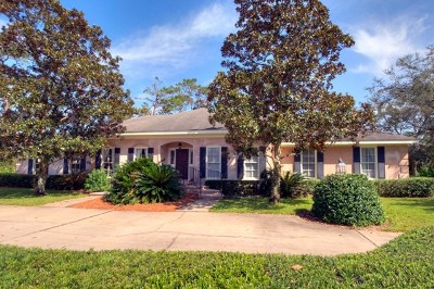 St Simons Island Club Single Family Home For Sale: 119 Biltmore