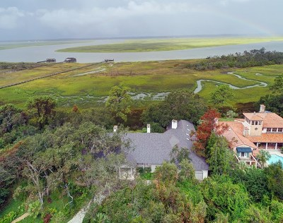 Sea Island Single Family Home For Sale: 318 W Fiftieth Street (Cottage 490)