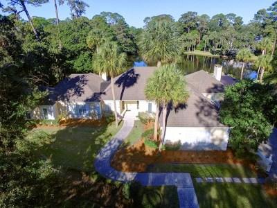 Sea Island Single Family Home For Sale: 336 Elizabeth Lane (Cottage 307)