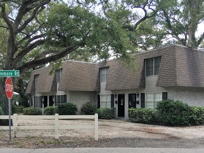 St. Simons Island Single Family Home For Sale: 710 Ocean #2