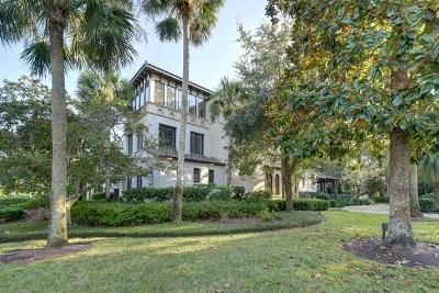 Sea Island Single Family Home For Sale: 2320 Sea Island Drive (Cottage 40)
