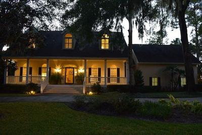 St. Simons Island Single Family Home For Sale: 917 Champney