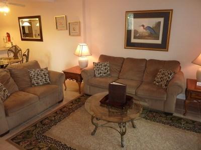 Jekyll Island Single Family Home For Sale: 1175 N Beachview #438