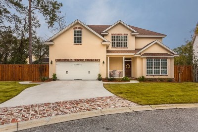 St. Simons Island Single Family Home For Sale: 18 Brighton Place
