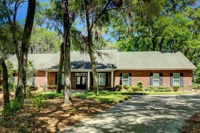 St. Simons Island Single Family Home For Sale: 103 N Windward