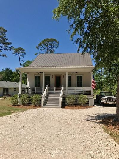 St. Simons Island Single Family Home For Sale: 197 Anguilla