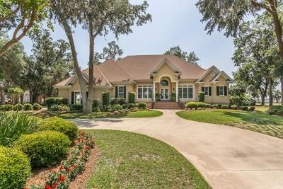 Brunswick Single Family Home For Sale: 114 Riverwalk Drive