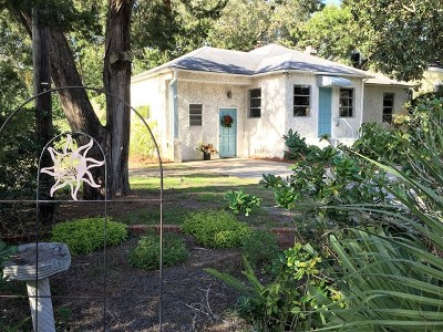 East Beach Single Family Home For Sale: 1701 Bruce Drive