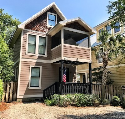 St. Simons Island Single Family Home For Sale: 1104 Demere Road