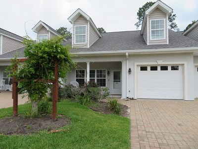 Brunswick Single Family Home For Sale: 523 Waterstone Circle-The Cumberland Plan
