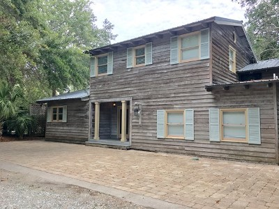 East Beach Single Family Home For Sale: 1705 Dixon Lane