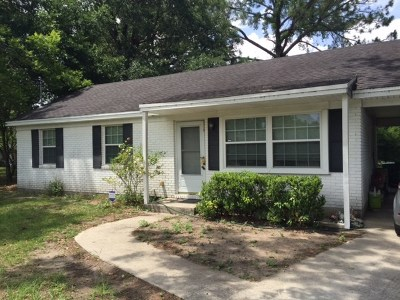 Brunswick Single Family Home For Sale: 2508 Cleburne