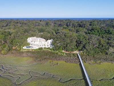 Sea Island Single Family Home For Sale: 318 Forty Ninth (C-446)