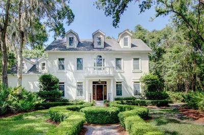 Hamilton Landing Single Family Home For Sale: 256 Saint James